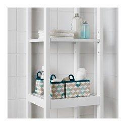 IKEA - NOTUDDEN, Basket hanging, set of 3,