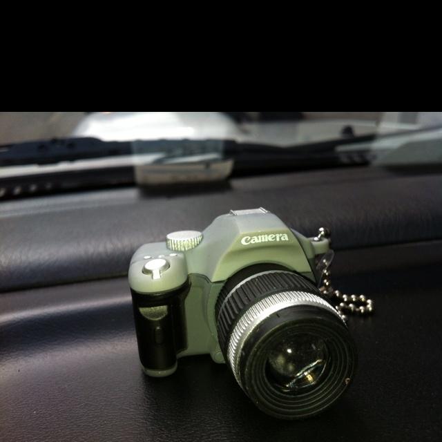 My keychain.....