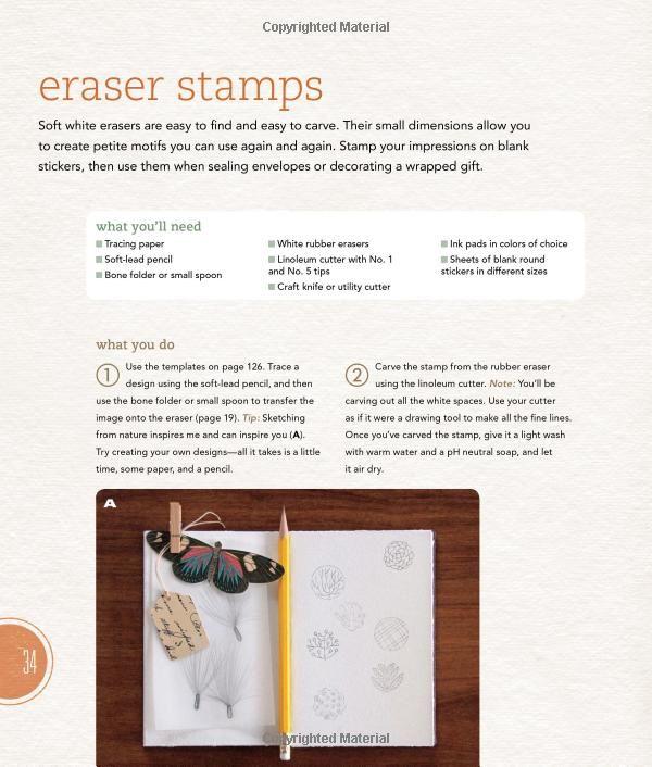 Making an Impression: Designing & Creating Artful Stamps: Geninne
