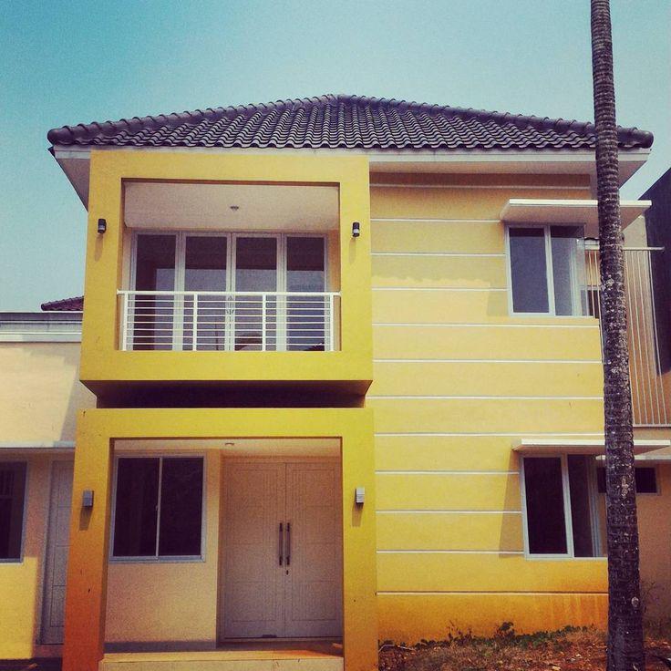 Model Rumah Minimalis 2 Lantai 19