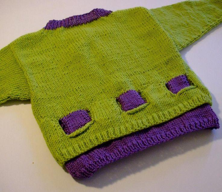 Bailey's Castle Sweater