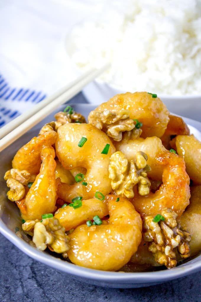25+ great ideas about Honey Walnut Shrimp on Pinterest ...