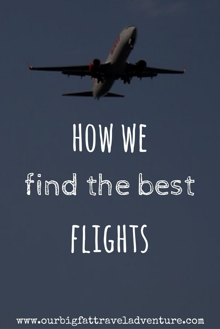 How We Find The Best Flights