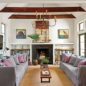95 Living Room Decorating Ideas | Inviting Family Room Design |  SouthernLiving.com