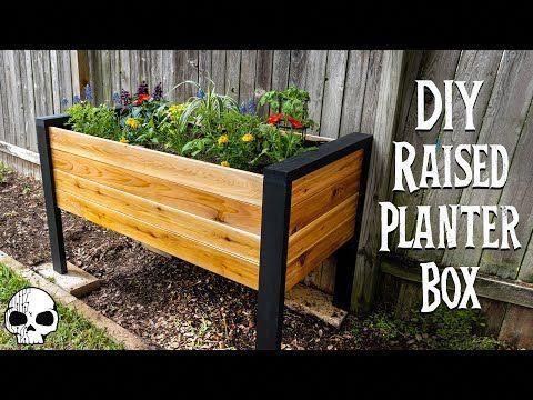 Dura Trel 4 X 8 Rectangle Split Level Raised Planter Bed Planter Beds