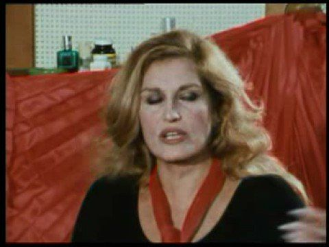 DALIDA Rehearsal of performance (part 2, reportage)