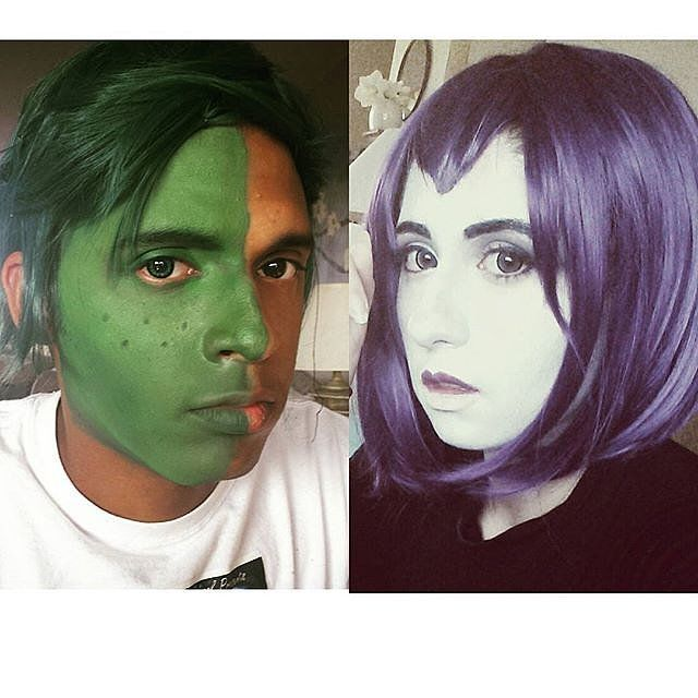 1000 ideas about beast boy costume on pinterest teen for Cosa significa punch out nella costruzione