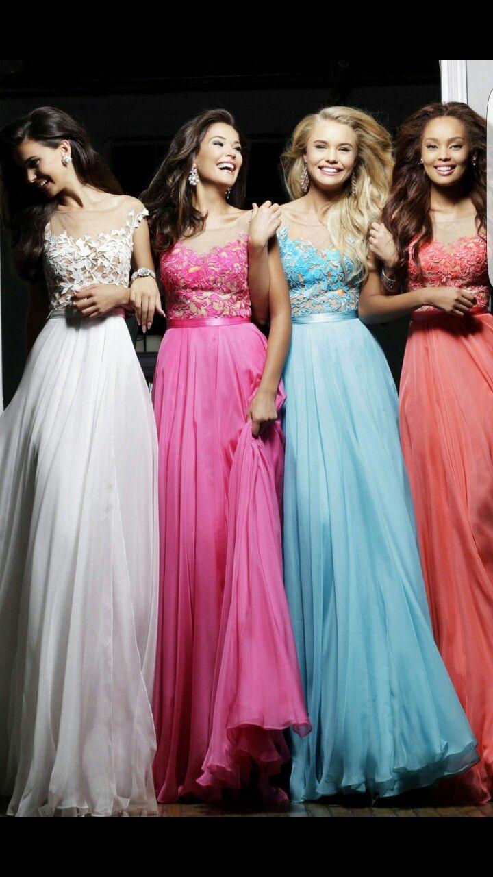 24 besten Long Sherri Hill Prom Dresses Bilder auf Pinterest | Lange ...