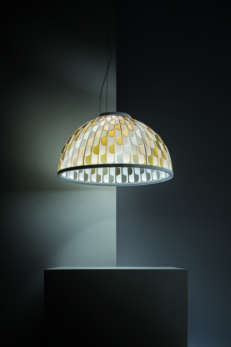 Dome, design by Analogia Project - www.slamp.it