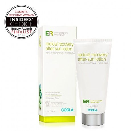 COOLA Environmental Repair Plus® Radical Recovery™ After-Sun Lotion