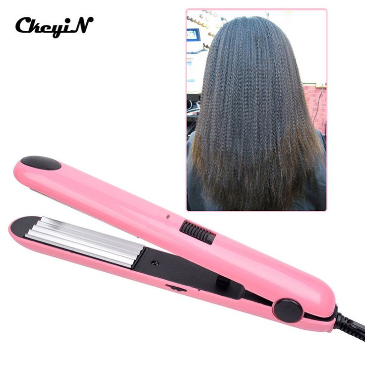 220-240V Hair Straightener Electric Professional Flat Heating Corn Straightening Irons Ceramic Curling Irons Hairstyling Tools