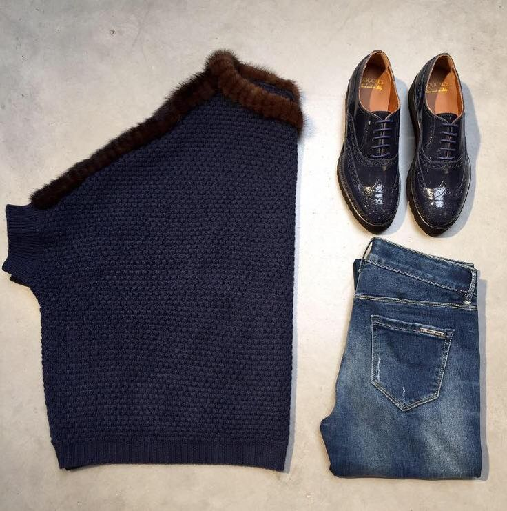 Stijlvolle dames- & herenmode #dendermonde #damesmode #dameskleding #wintercollectie #fashionblogger #trui #pels #fox #schoenen #jeans @TIPTOPfashion