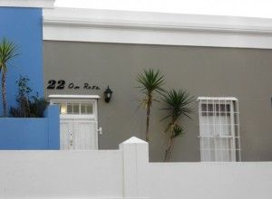 This is my Cape Town accommodation where I'll stay 24.-30.6.2013.