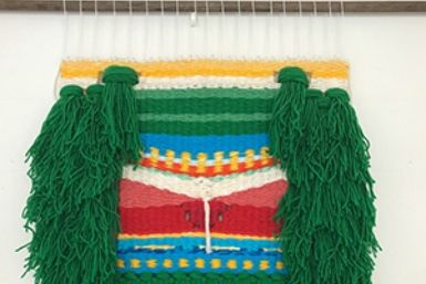 Yunuen Perez: The Language of Colour: A Textile Journey - City of Melbourne