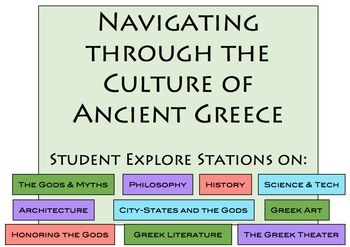 various aspect of ancient greece civilization Greek influence on western culture essay  religious and political institutions of ancient greece, its civilization,  be felt today in almost every aspect.