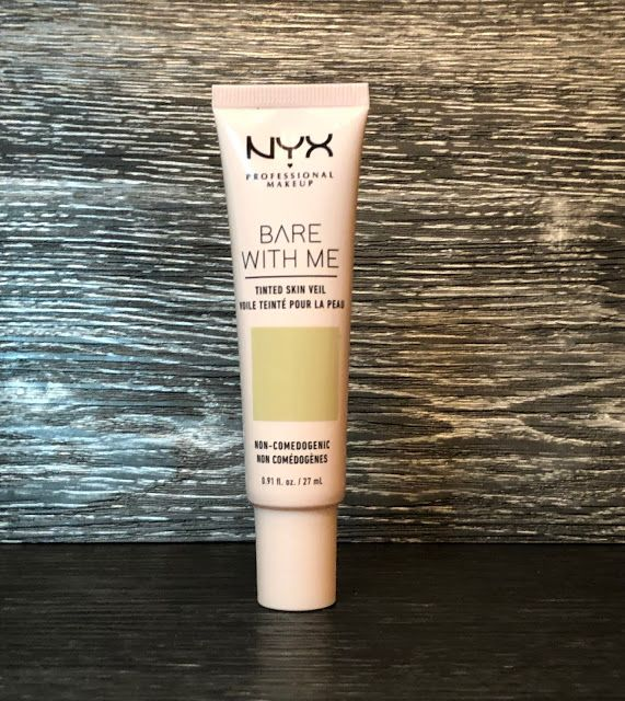 Mrs Q Beauty Nyx Bare With Me Tinted Skin Veil Review Beauty Hacks Skin Dry Skin Types