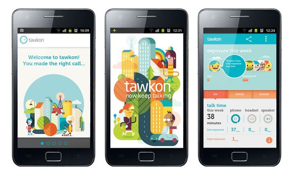 Tawkon on the Behance Network
