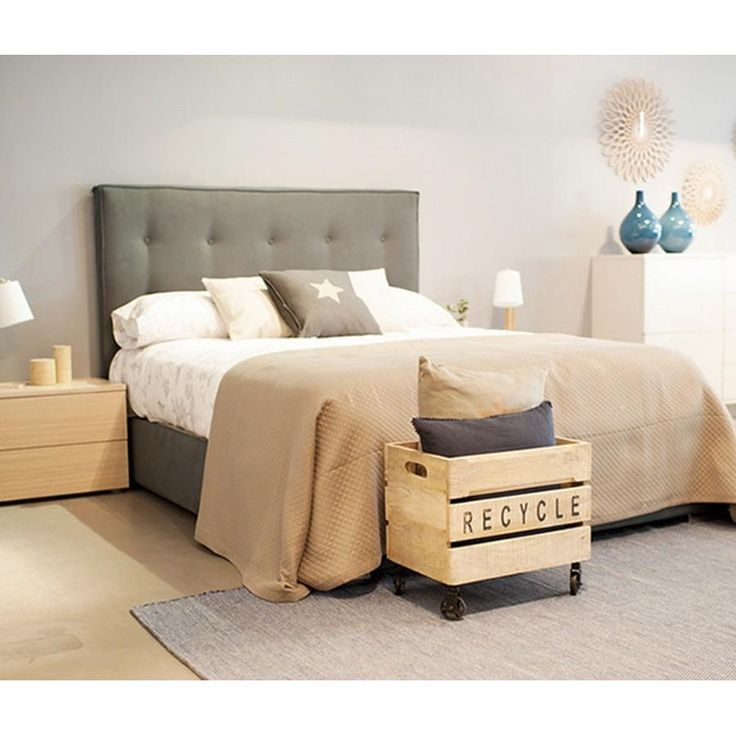 Cabeceros de cama para nuestro hogar   Decorar tu casa es facilisimo.com