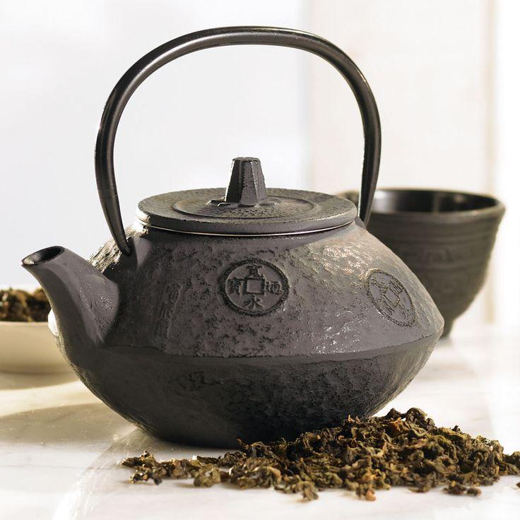 Osaka Cast Iron Tea Kettle