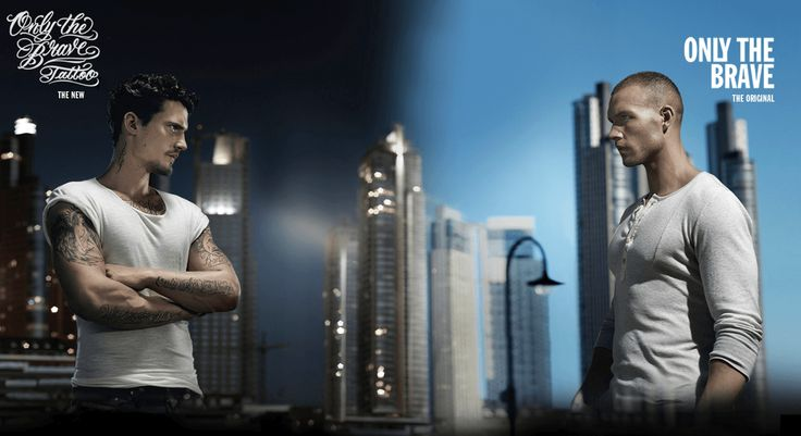 Muzyka z reklamy perfum Diesel Only The Brave