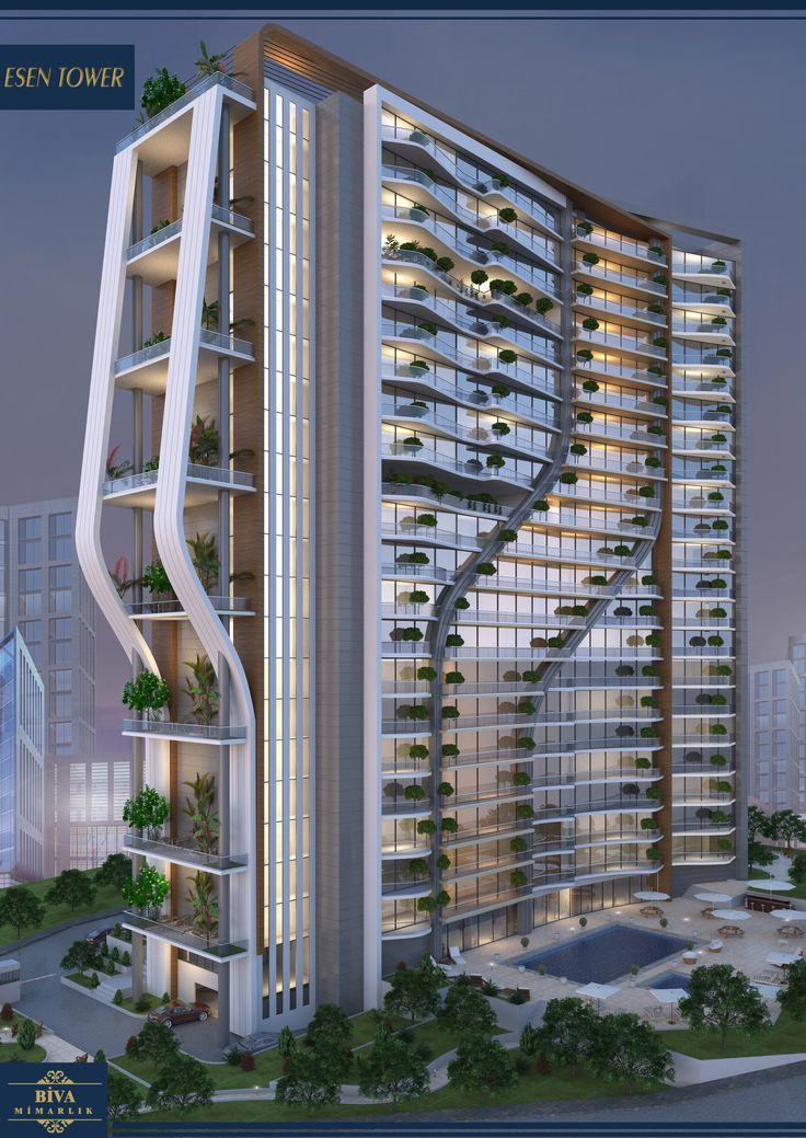 476 besten apartment architecture bilder auf pinterest moderne architektur moderne h user und. Black Bedroom Furniture Sets. Home Design Ideas