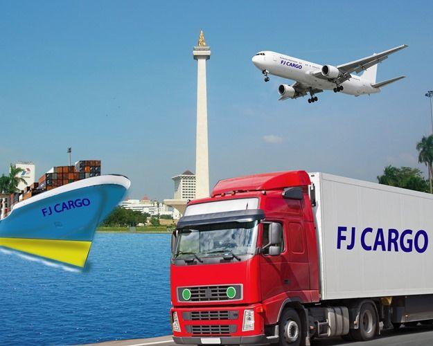 FJ Cargo at Jakarta - Indonesia
