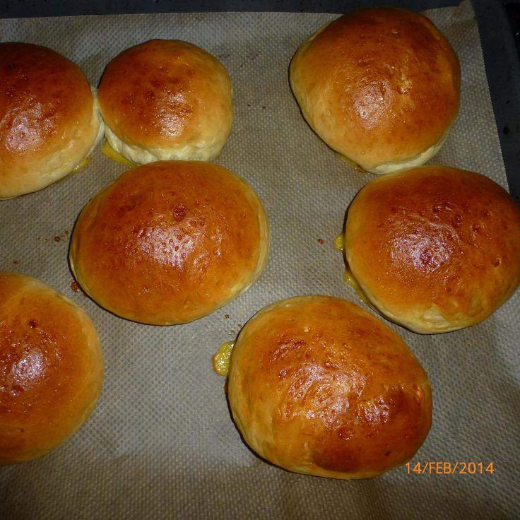 Rezept Milchbrötchen *Mega - Soft* von Gast - Rezept der Kategorie Brot & Brötchen