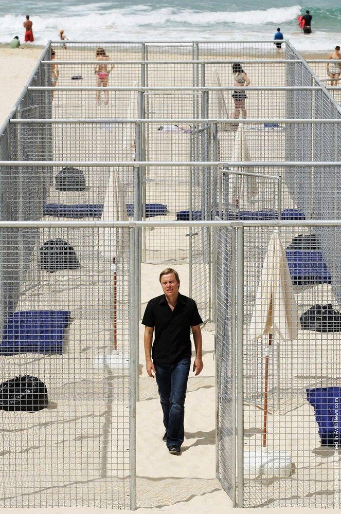 Gregor Schneider, Bondi Beach 2007