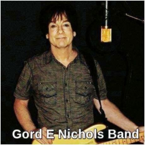 Check out Gord E Nichols Band on ReverbNation