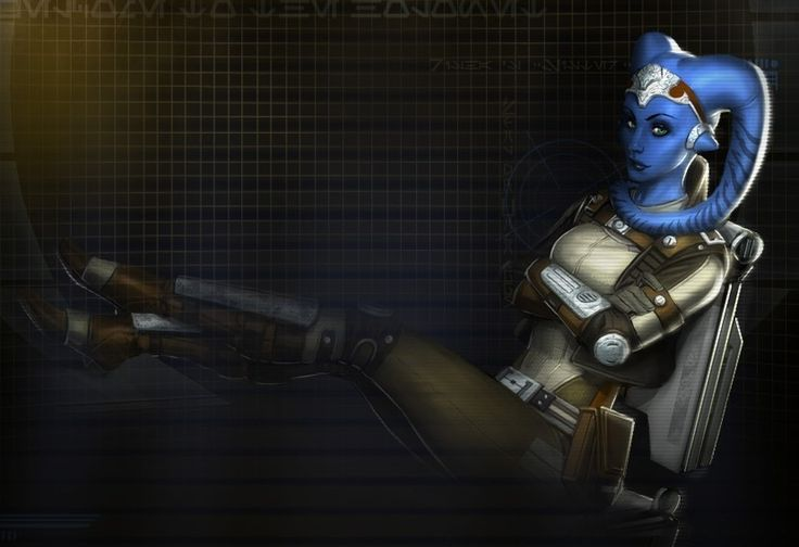 Vette - The first (romanceable) companion of the Sith Warrior class in the MMORPG video game Star Wars: The Old Republic (abbreviated as SWTOR or TOR by fans).