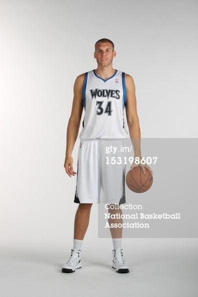 Greg Stiemsma - Timberwolves