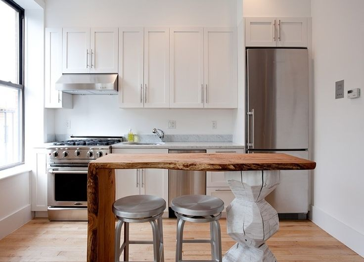 One Wall Kitchen Design Ideas, Pictures, Remodel, And Decor   Page 2