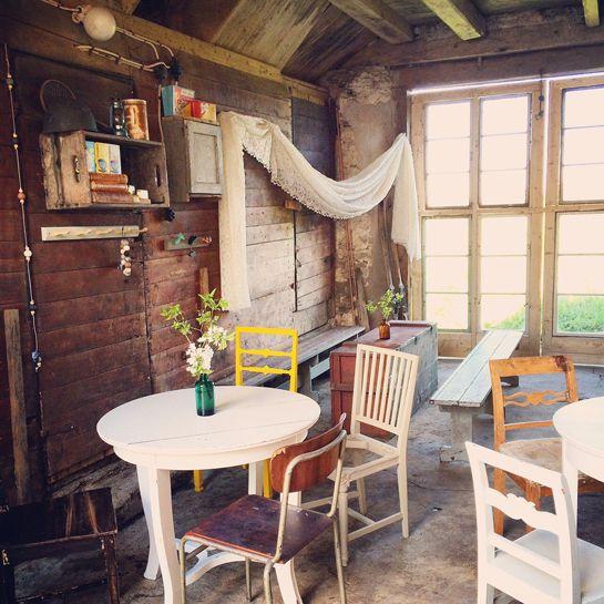 Prima Går, Fårösund - Gotlandstips.se  #gotland #gotlandstips #sweden #ecocafé #offgrid #barn #café #ecological