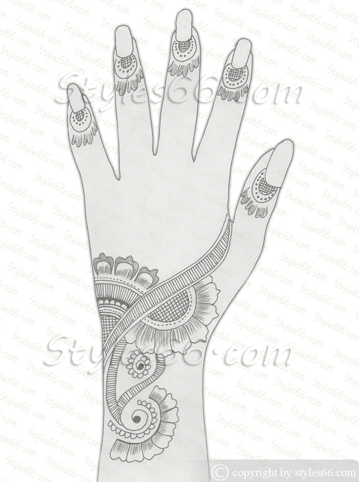 Mehndi Designs For Fingers A Women S Club : Pin by paula ruiz granados on henna design pinterest