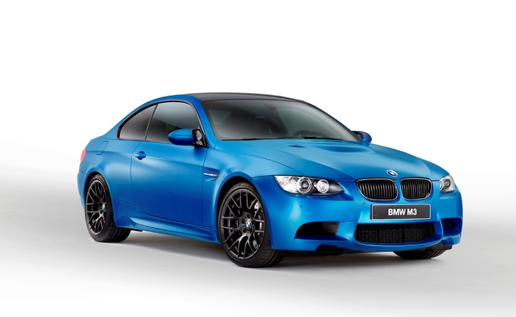 2013 BMW M3 Frozen Edition Announced, Price starts at $76,395