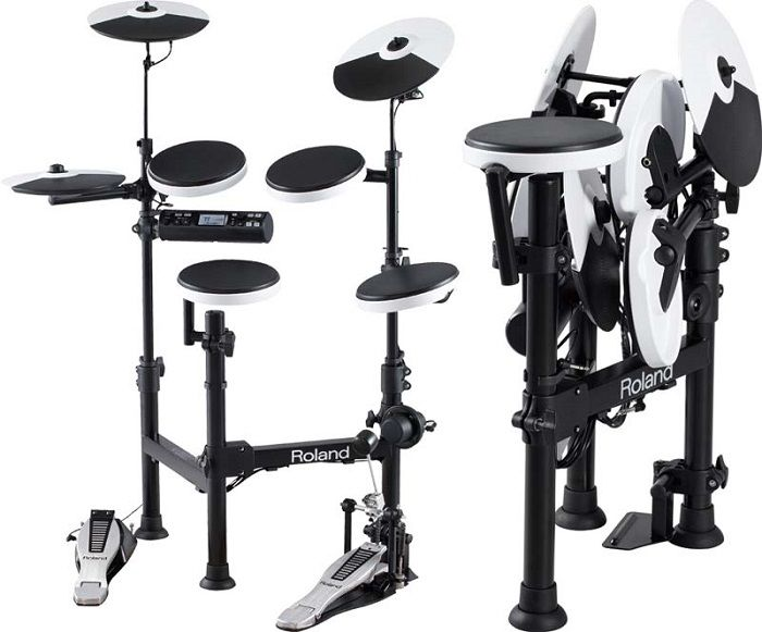 roland td4kp review drums drum kits drums drum accessories. Black Bedroom Furniture Sets. Home Design Ideas
