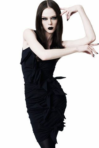 Coco Rocha for Z Spoke Fall 2011