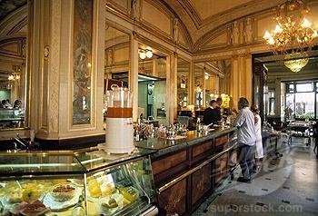 Caffe Gambrinus ~ Napoli