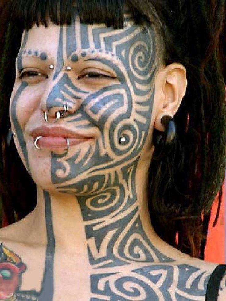 Maori Face Tattoo Female: 64 Best Maori Images On Pinterest