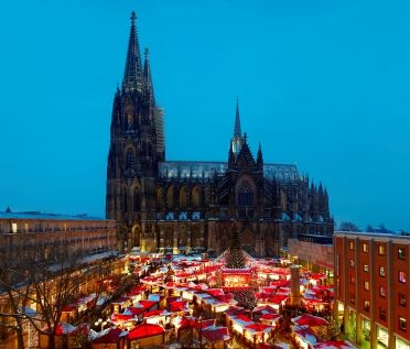 Cologne Christmas Market- getting so excited for the holidays