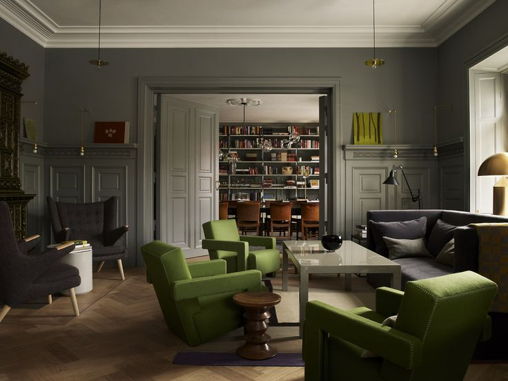 Ett Hem Hotelby Studioilse Photography by Magnus Mårding