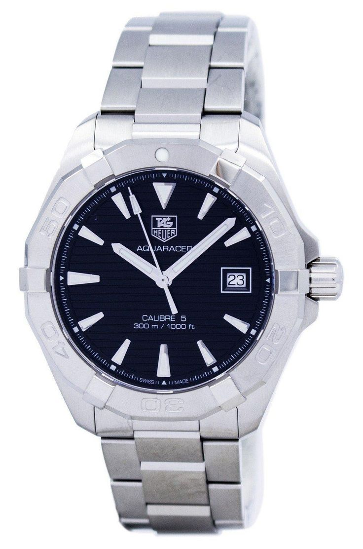 Tag Heuer Aquaracer Automatic 300m Way2110.ba0928 Men's Watch (FREE Shipping)