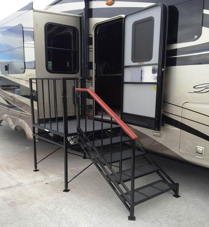 Best 100 Best Images About Rv Stairs On Pinterest Decks Rv Accessories And Campers 400 x 300