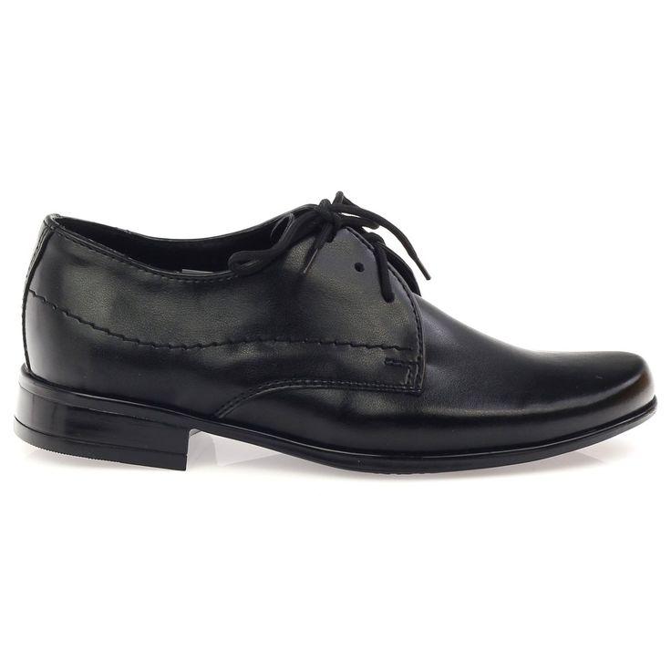 Gregors Pantofle Do Komunii Czarne Communion Shoes Dress Shoes Men Childrens Shoes
