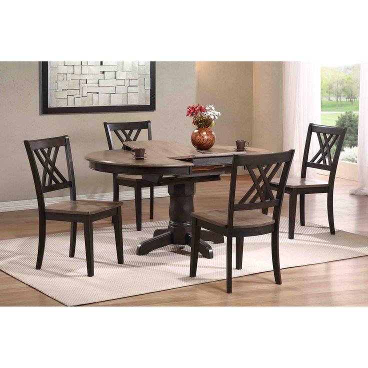 Oval Kitchen Table Chairs Inspiring Collection Including
