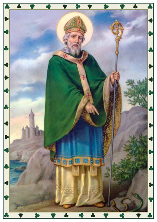 Excerpts from the Confession of St. Patrick: An Unlearned Man Turned Hero-Saint