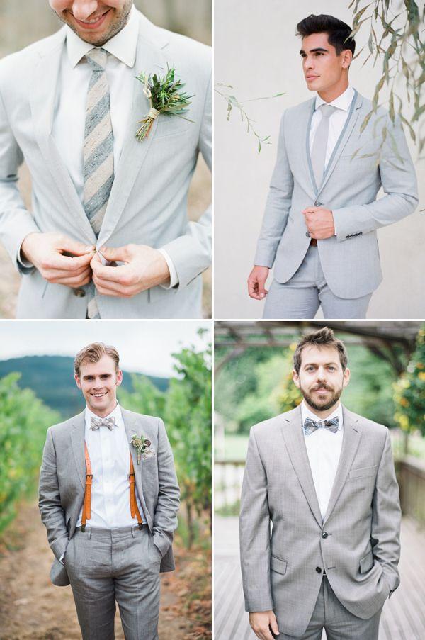 Modern Groom Suits | Wedding Ideas