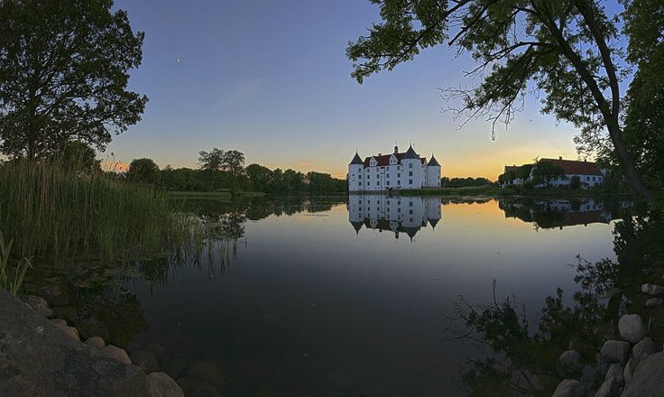 Schloss Glücksburg von Alexander Arns auf 500px