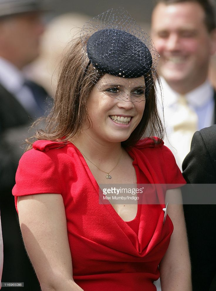 (EMBARGOED FOR PUBLICATION IN UK NEWSPAPERS UNTIL 48 HOURS AFTER CREATE DATE AND TIME) Princess Eugenie attends day five of Royal Ascot at Ascot Racecourse on June 18, 2011 in Ascot, United Kingdom. (Photo by Indigo/Getty Images)