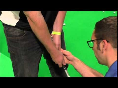 UK Golf Gear - Peter Finch golf tips: grip lesson #AwesomeGolfTips